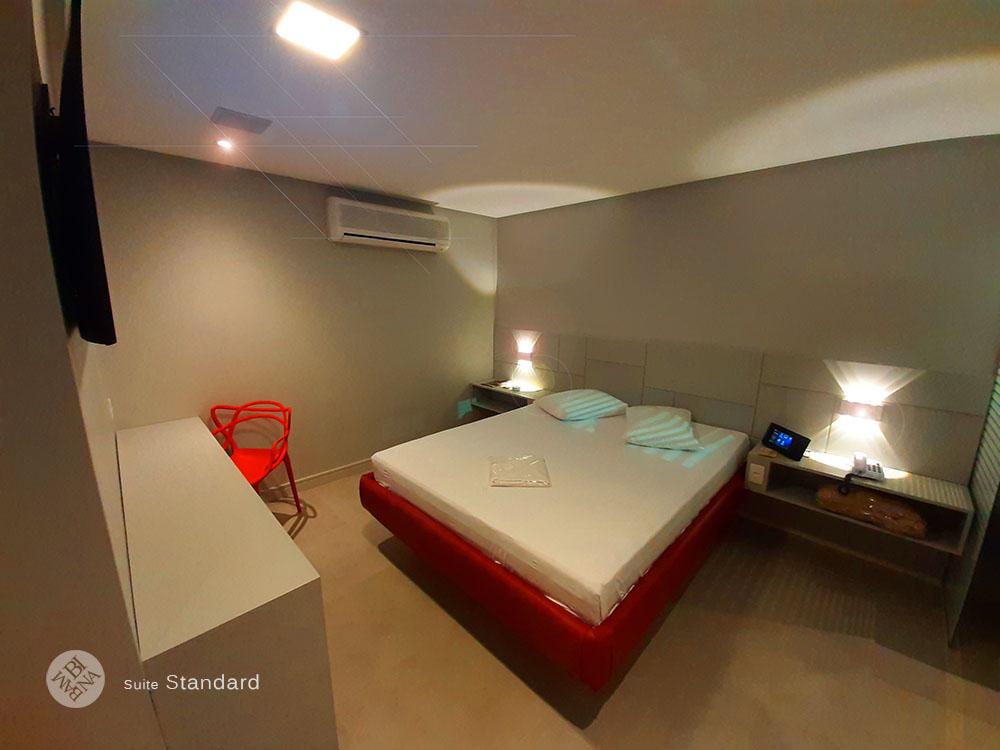 Suíte Standard do Bambina Hotel